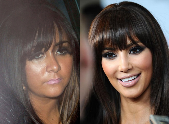 Post image for Snooki vs Kim Kardashian
