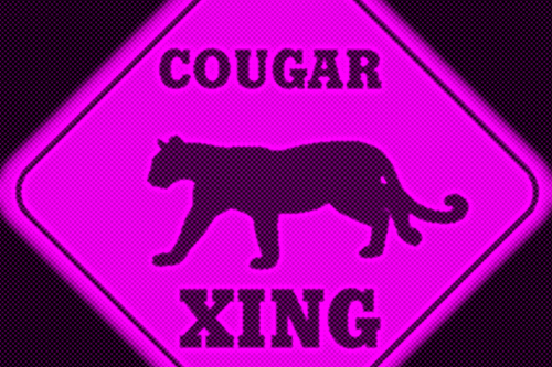 Are you a cougar who wants to date younger guys?