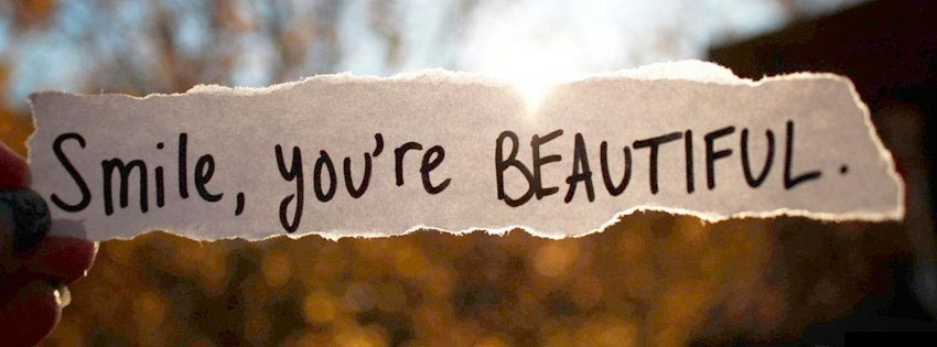 What does it mean when a guy calls you beautiful
